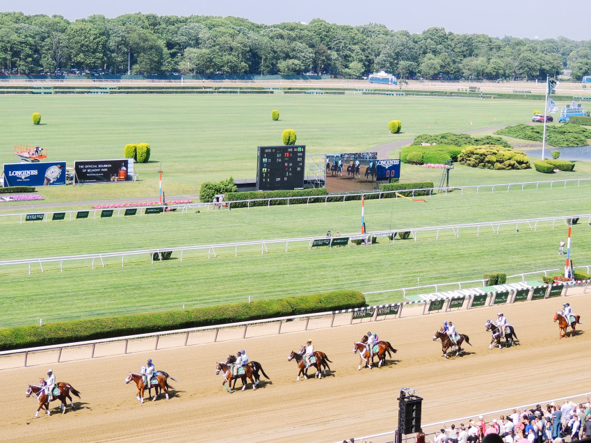 Belmont Stakes beyond blessed-30