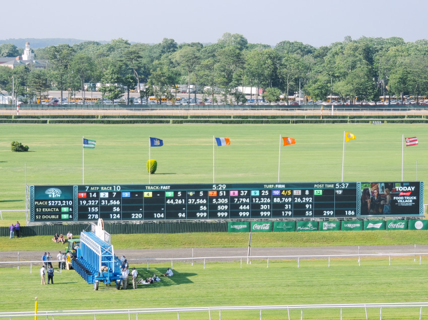 Belmont Stakes beyond blessed-31