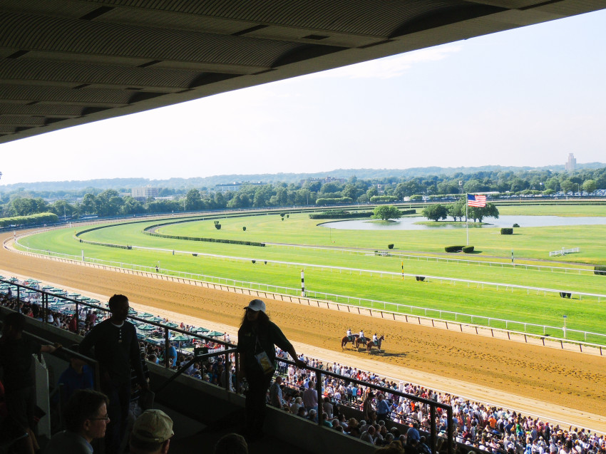 Belmont Stakes beyond blessed-34