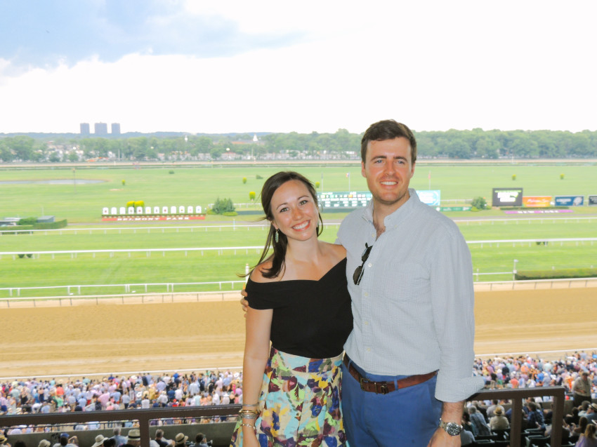 Belmont Stakes beyond blessed-39