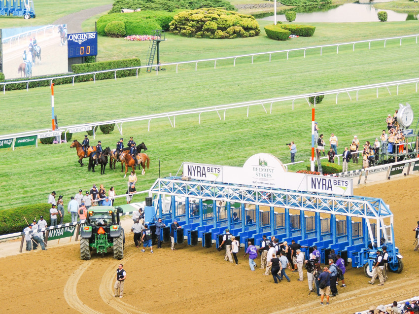 Belmont Stakes beyond blessed-43
