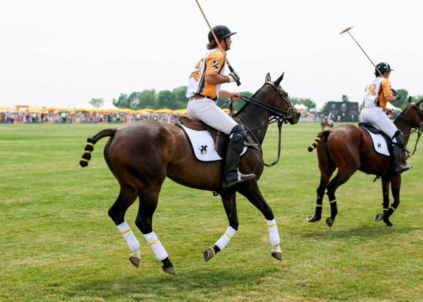 Veuve Clicquot Polo Classic beyond blessed