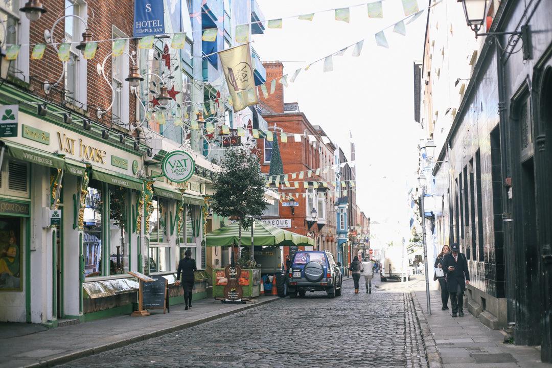 Eat in Dublin