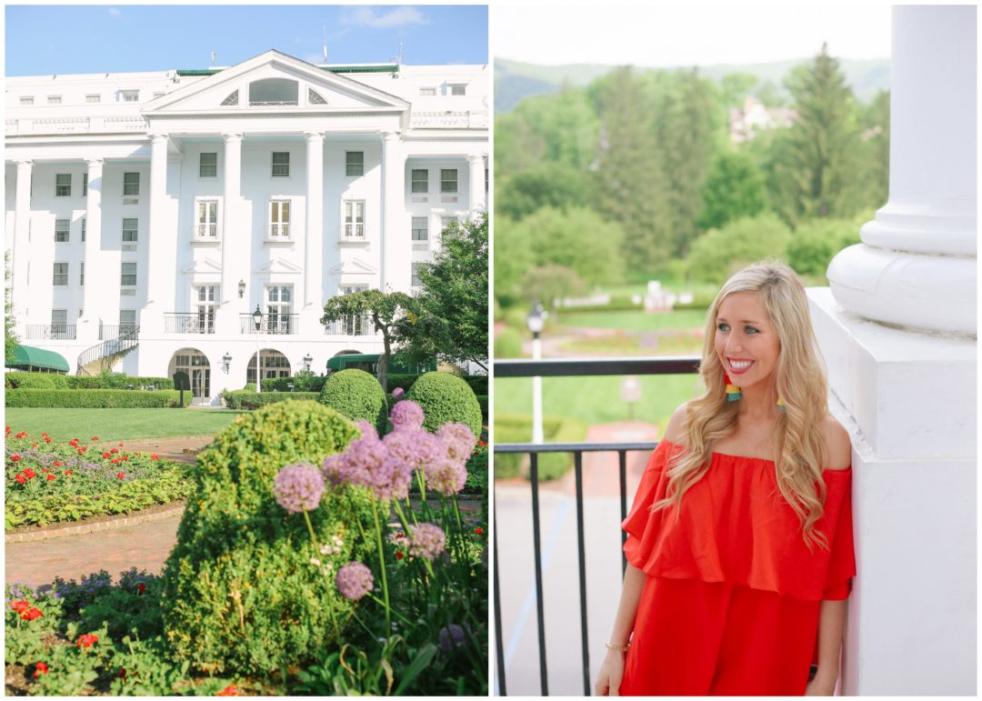 What to do at the Greenbrier
