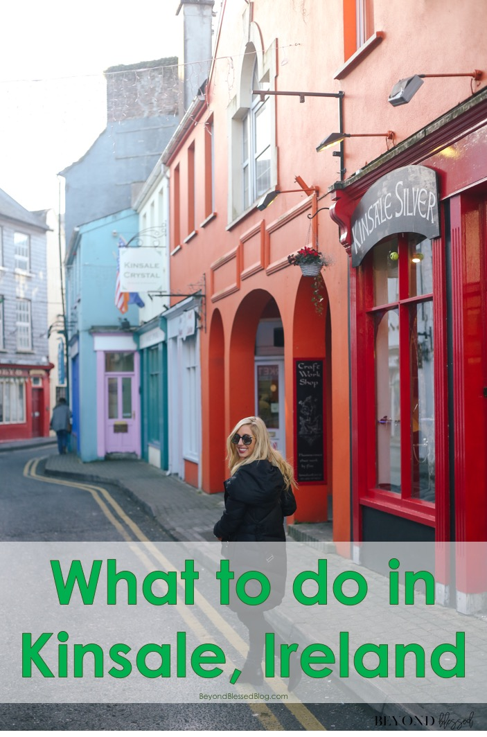 Kinsale what to do