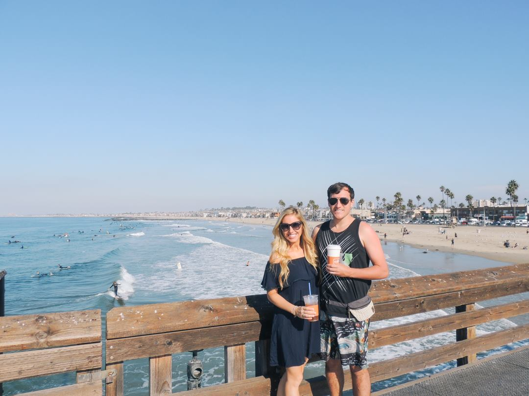 Newport Beach California Beyond Blessed